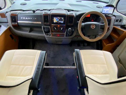 FRANKIA FRANKIA LUXURY CLASS 840 QD Motorhome (2008) - Picture 5