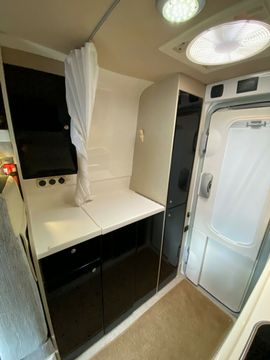 Romahome ROMAHOME 25 Campervan (2010) - Picture 11
