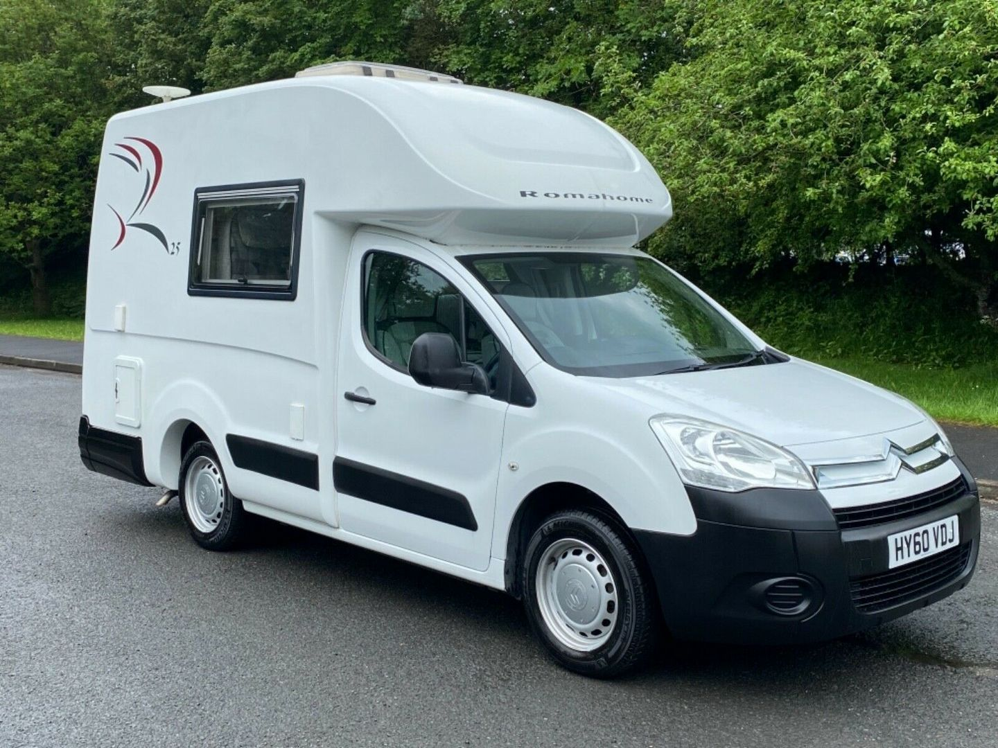 RomahomeROMAHOME 25Campervan for sale
