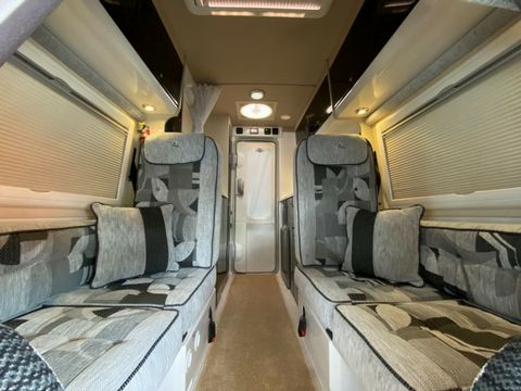 Romahome ROMAHOME 25 Campervan (2010) - Picture 6