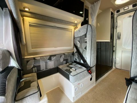 Romahome ROMAHOME 25 Campervan (2010) - Picture 8