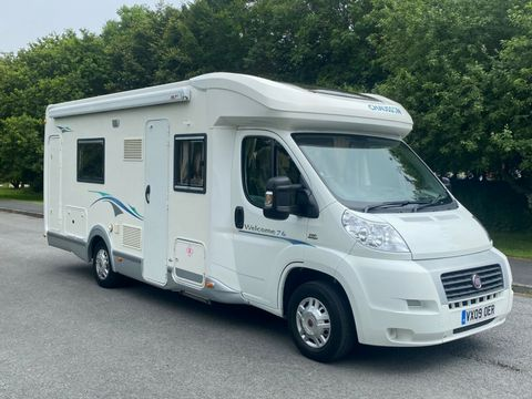 2009 Chausson CHAUSSON WELCOME 76 Motorhome
