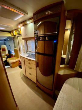 Burstner aviano i725 Motorhome (2009) - Picture 8
