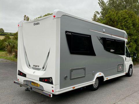 Elddis ASPIRE 255 Motorhome (2011) - Picture 2