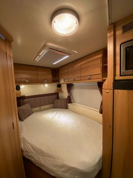 Bailey bailey approach 740 se Motorhome (2012) - Picture 10