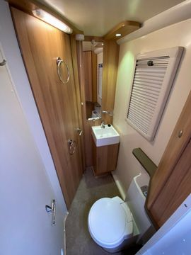 Bailey bailey approach 740 se Motorhome (2012) - Picture 11