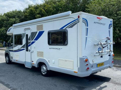 Bailey bailey approach 740 se Motorhome (2012) - Picture 2
