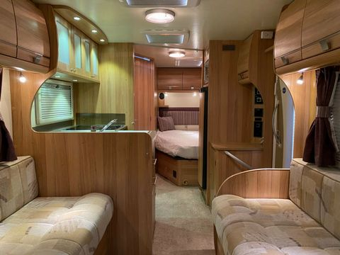 Bailey bailey approach 740 se Motorhome (2012) - Picture 5