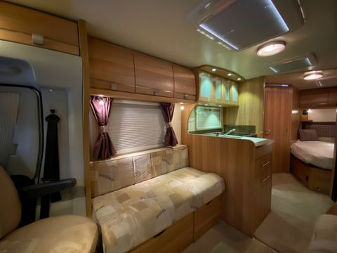 Bailey bailey approach 740 se Motorhome (2012) - Picture 6