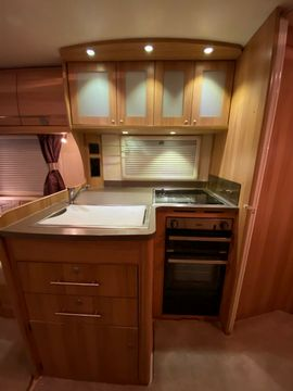 Bailey bailey approach 740 se Motorhome (2012) - Picture 8