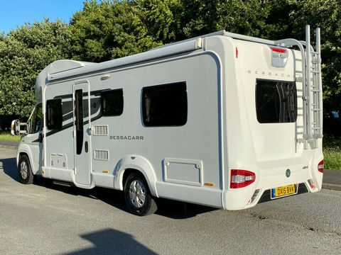 Bessacarr bessacarr 496 Motorhome (2015) - Picture 4
