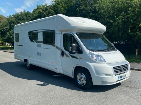 Bessacarr  Motorhome (2014) - Picture 1
