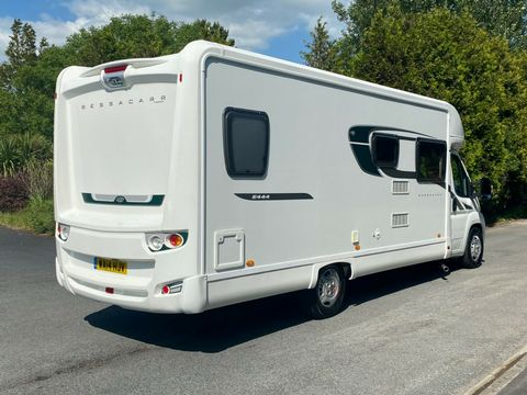 Bessacarr  Motorhome (2014) - Picture 2