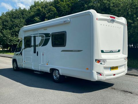 Bessacarr  Motorhome (2014) - Picture 4